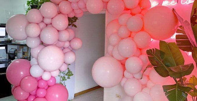 Hướng dẫn mẹ tự tay trang trí thôi nôi cho bé yêu với một bữa tiệc màu hồng