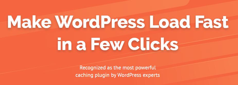 Cách tối ưu website wordpress là dùng plugin WP Rocket