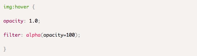 Code làm giảm độ mờ 100%