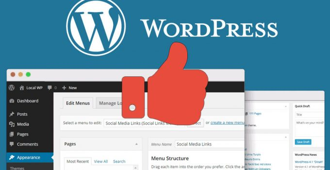 Hướng dẫn tạo website bằng wordpress.com miễn phí mới nhất
