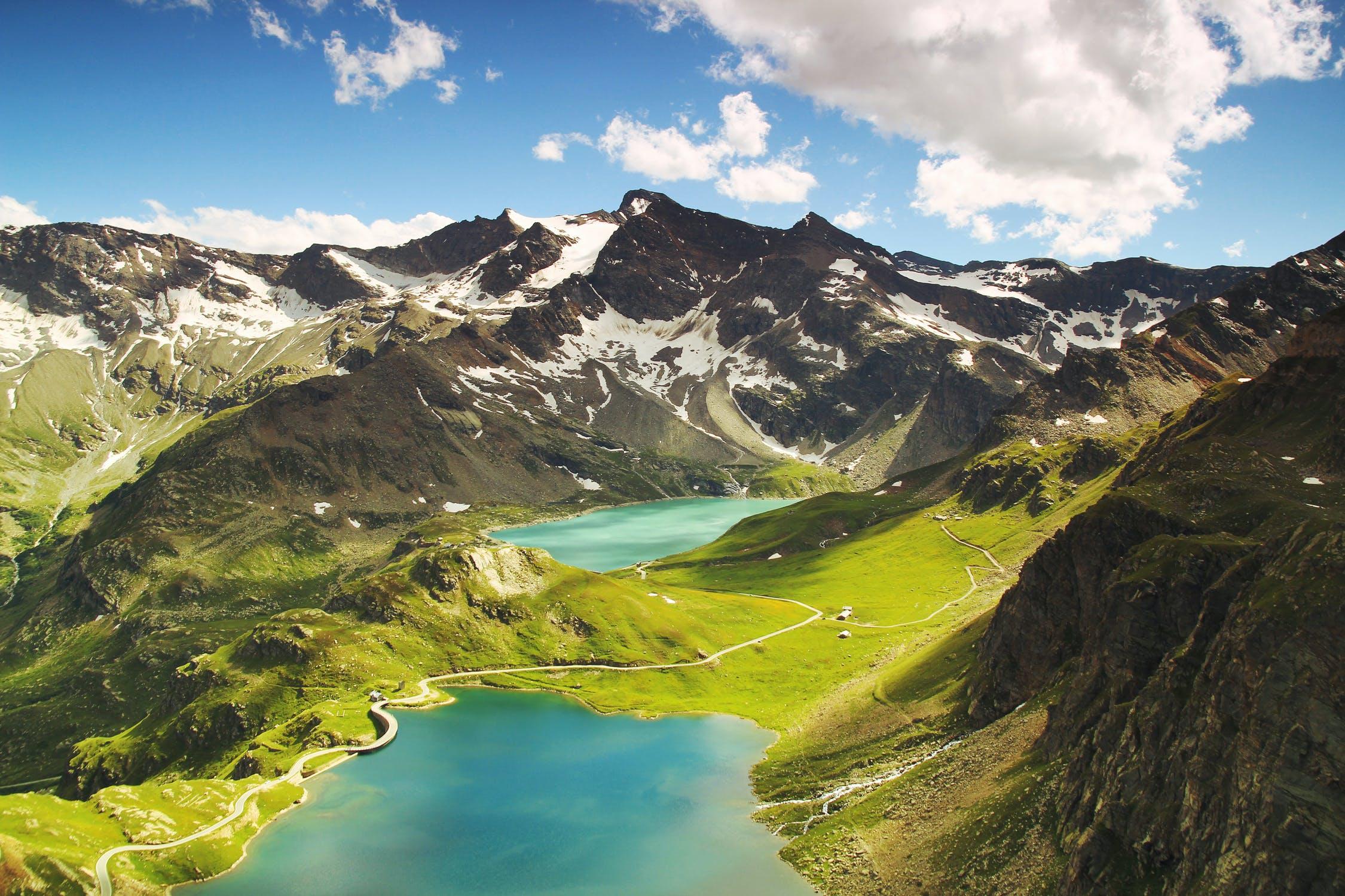 Hình nền destop 4k cực đẹp về thiên nhiên hùng vĩ