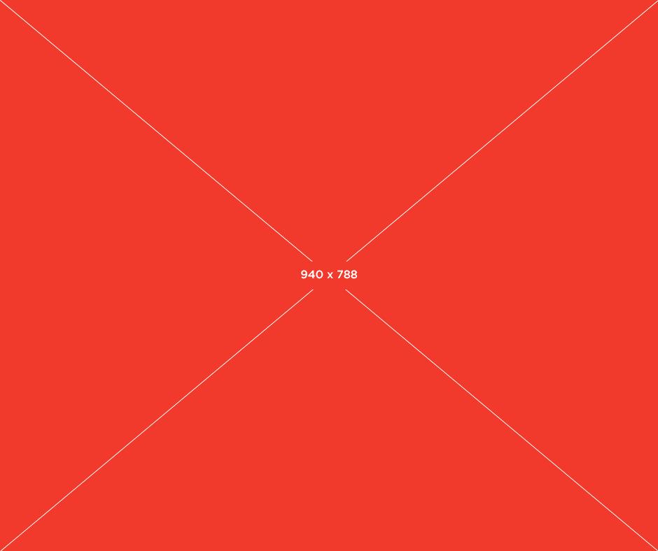 Kích thước post facebook là 940 x 788 pixels