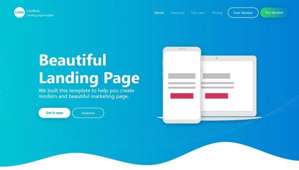 Landing page là gì Vì sao doanh nghiệp khi chạy chiến dịch cần nó
