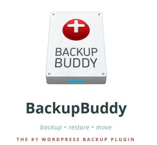 Plugin BackupBuddy - backup website wordpress