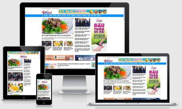 TOP 5 theme wordpress tin tức miễn phí tốt nhất (đẹp và chuẩn SEO)