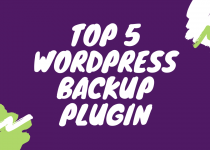 Top 5 plugin backup website wordpress tốt nhất 2020