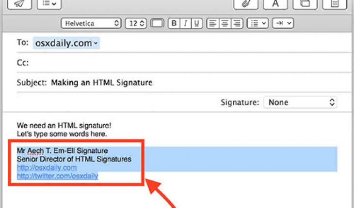 Ý tưởng marketing online bằng tạo chữ ký email