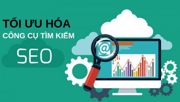 Công cụ marketing bằng cách SEO website lên top google