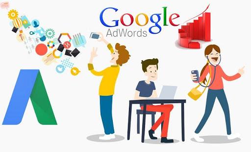 Chạy quảng cáo Adwords website