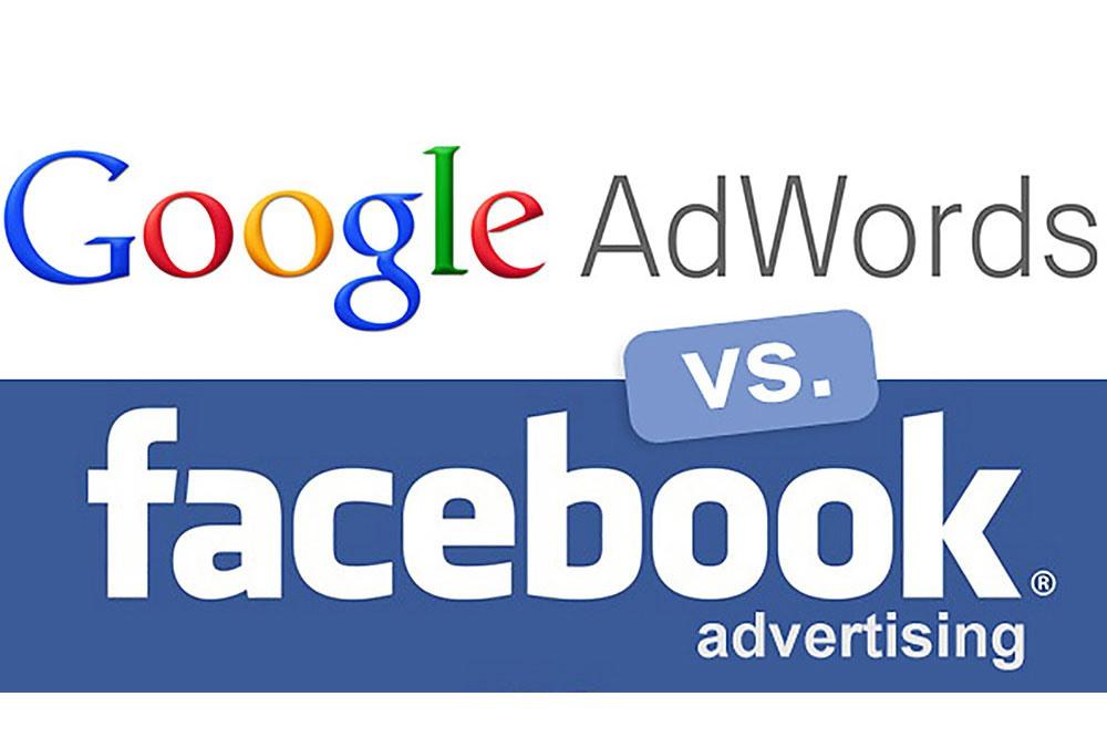 Chạy quảng cáo Google và Facebook Ads