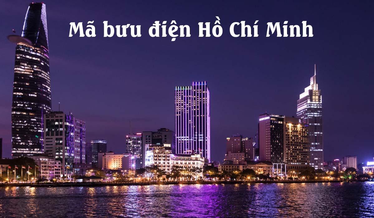 Mã bưu chính vietnam - tỉnh TPHCM