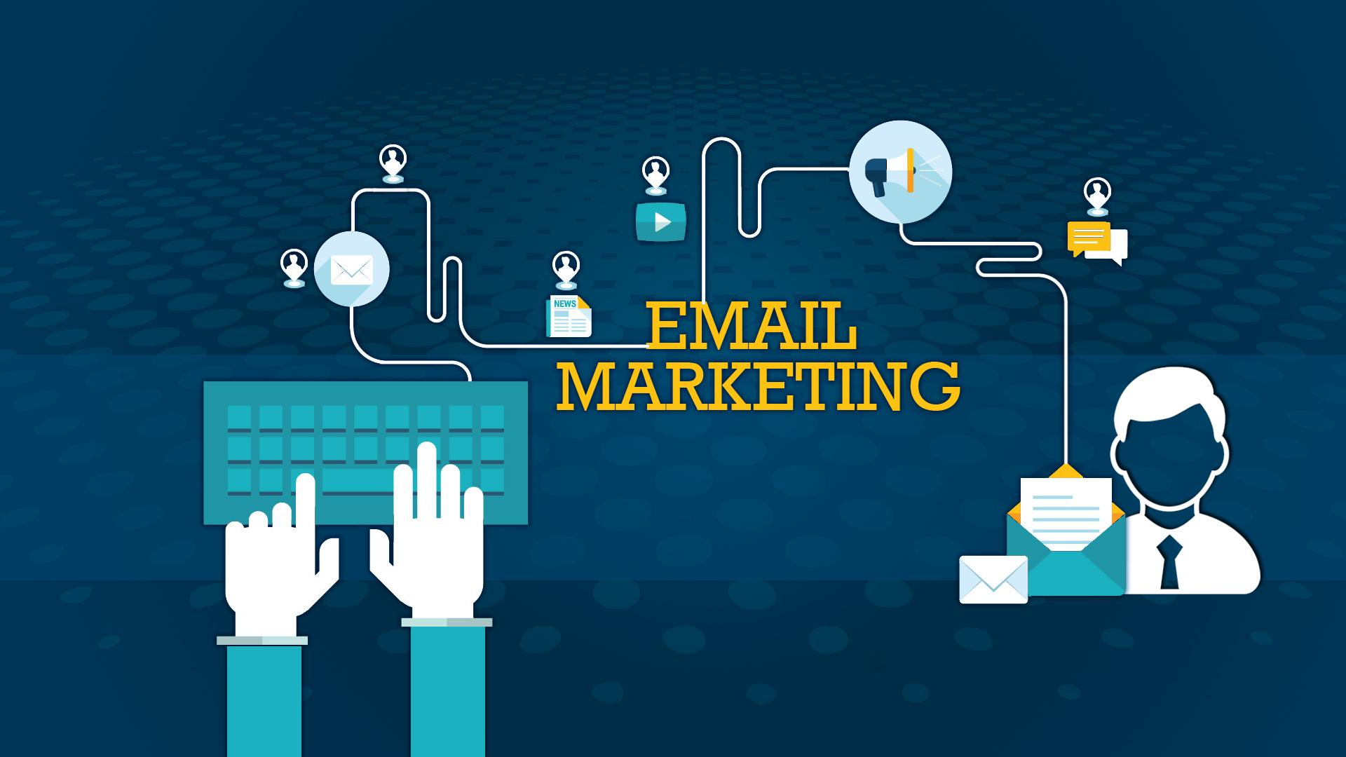Sử dụng Email marketing làm chiến lược