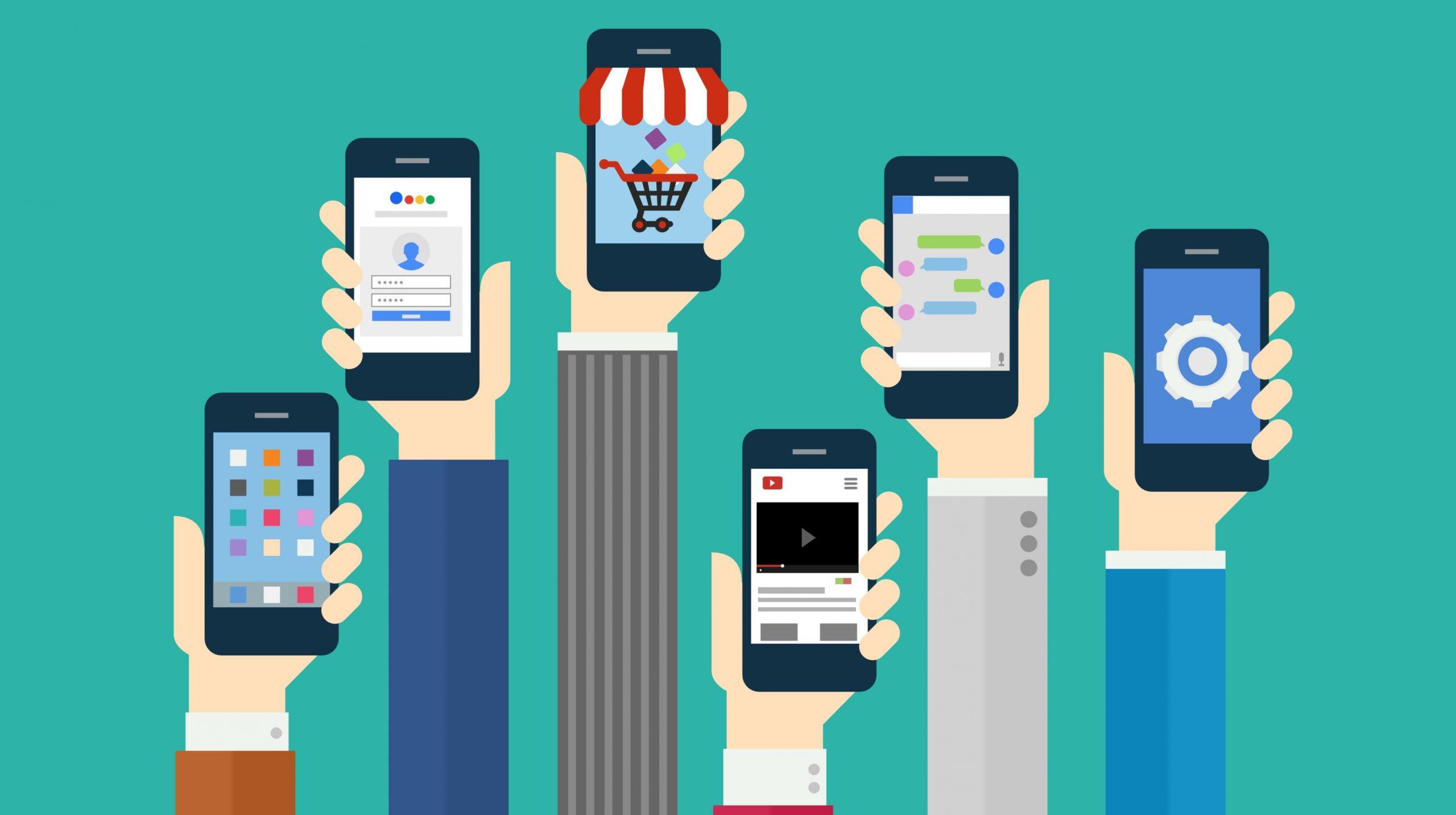 Tiếp thị di động - Marketing mobile