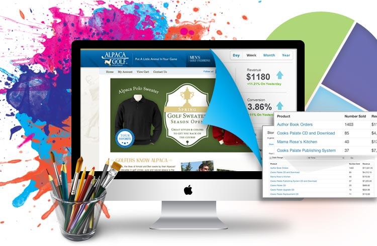Website chuyên nghiệp và đẹp mắt giúp bạn thu hút khách hàng