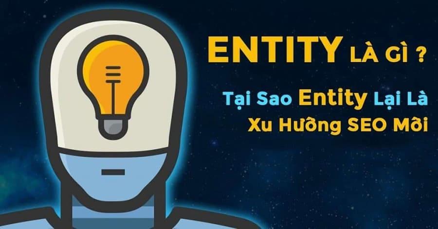 Seo entity là gì?
