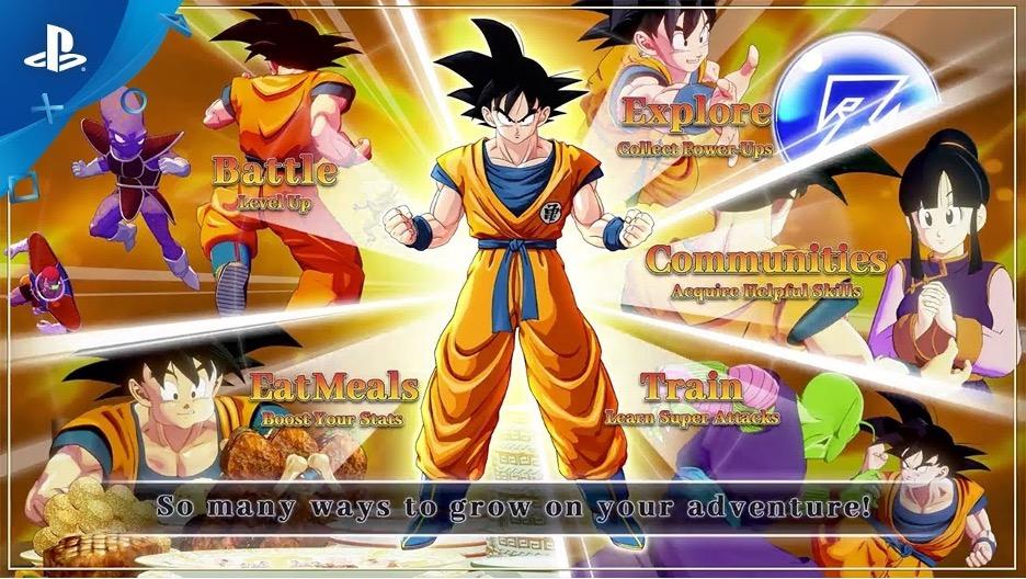 Game Dragon Ball Z- Tenkaichi Tag Team