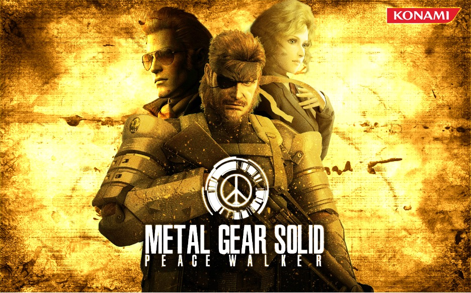 Game Metal Gear Solid- Peace Walker