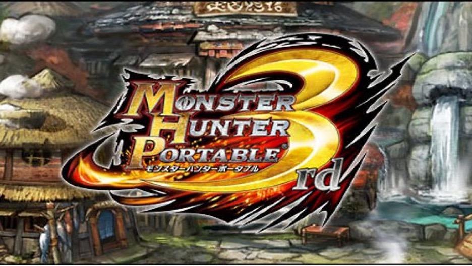 Game Monster Hunter Portable 3rd