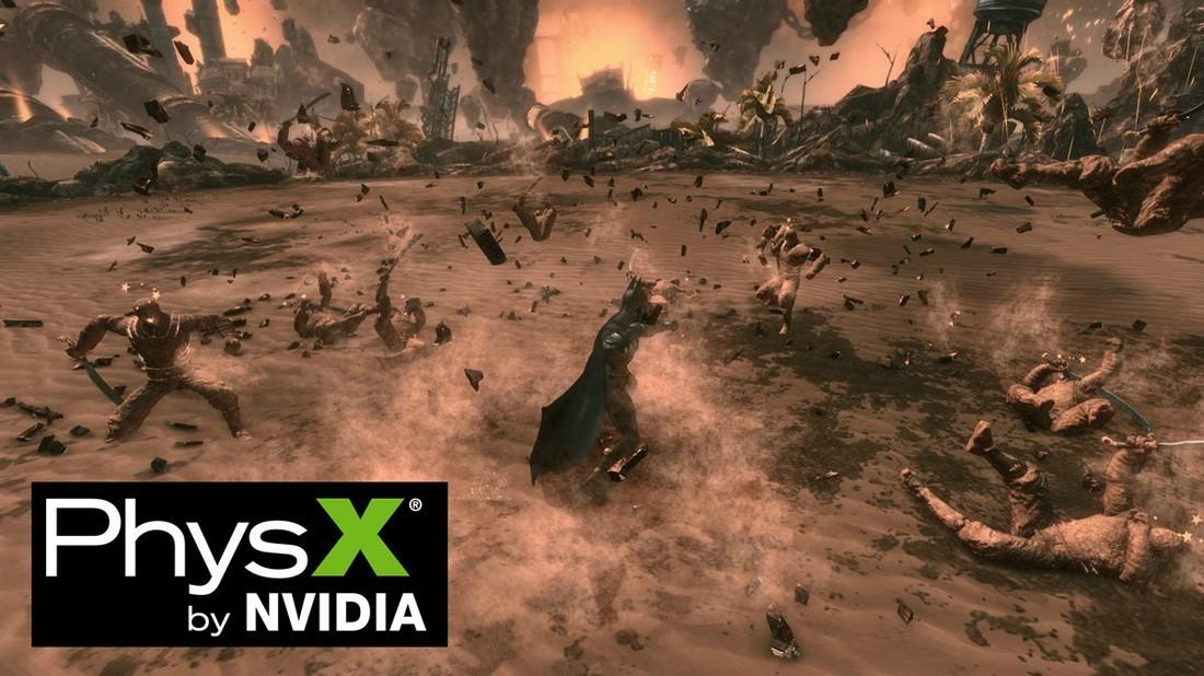 Cài đặt PhysX để chơi game dễ hơn