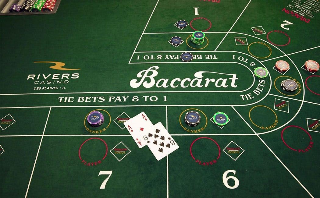 Khả năng thắng Baccarat lên tới 60%
