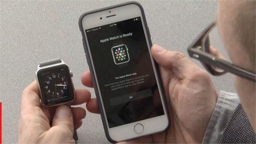 kết nối Apple Watch Series 6 với iPhone bằng tay