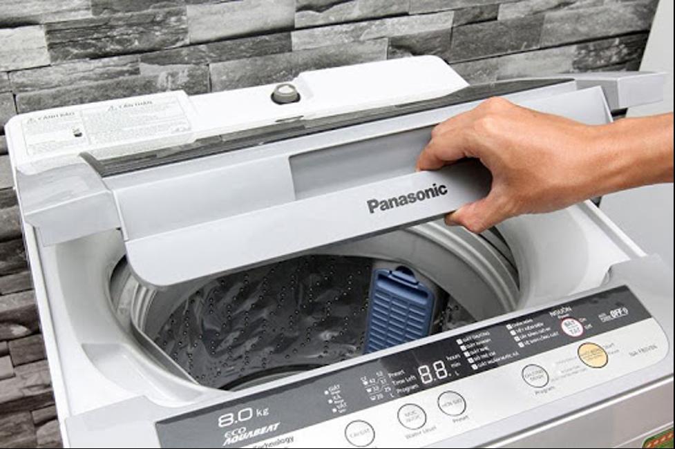 Các mã lỗi liên quan đến bộ phận kỹ thuật của máy giặt Panasonic