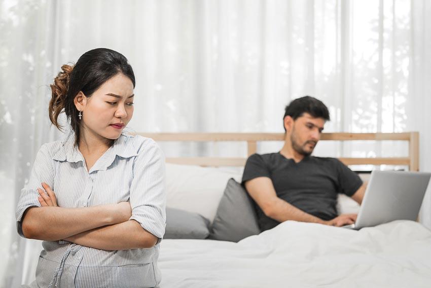 Sự ích kỹ trong cuộc sống sau khi kết hôn