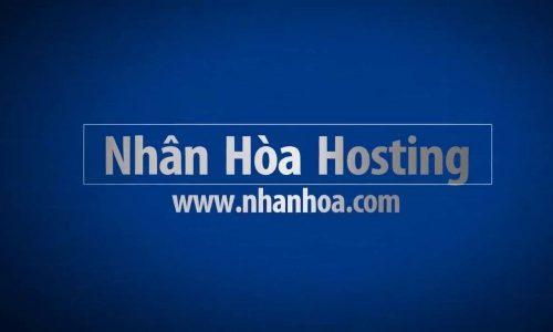 Nhà cung cấp hosting Nhân Hòa
