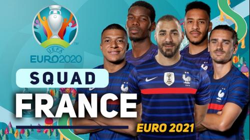 iEURO2020 - Nhận định kèo đội tuyển Pháp kì Euro 2020 - 2021