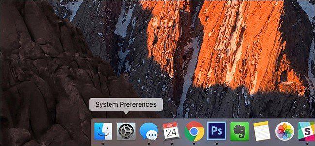 Hướng dẫn đổi nền trên Macbook