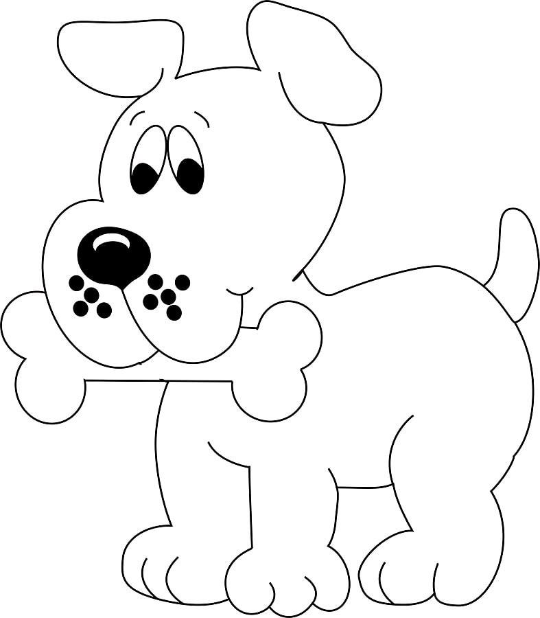 Hình tô màu về chủ đề động vật